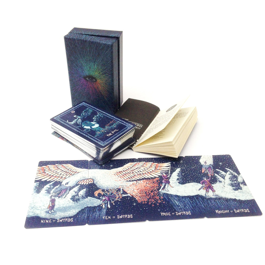 The Prisma Visions Tarot Deck (First Edition)