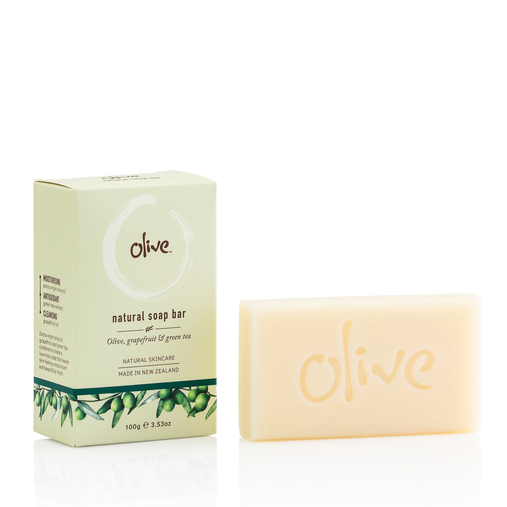 natural bar soap 100g