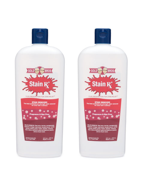 Fragrance & Dye Free Stain Rx® 16 oz. Duo