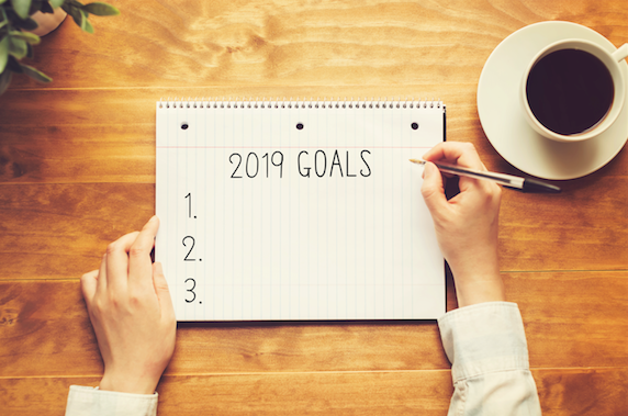 Set your Intention: Achieve those New Years Goals!