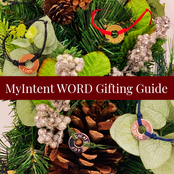 Word Gifting Guide