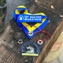 Boston Marathon Medals