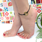 Custom Twist Anklet