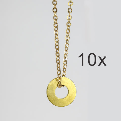 Refill 10 Chain Necklaces