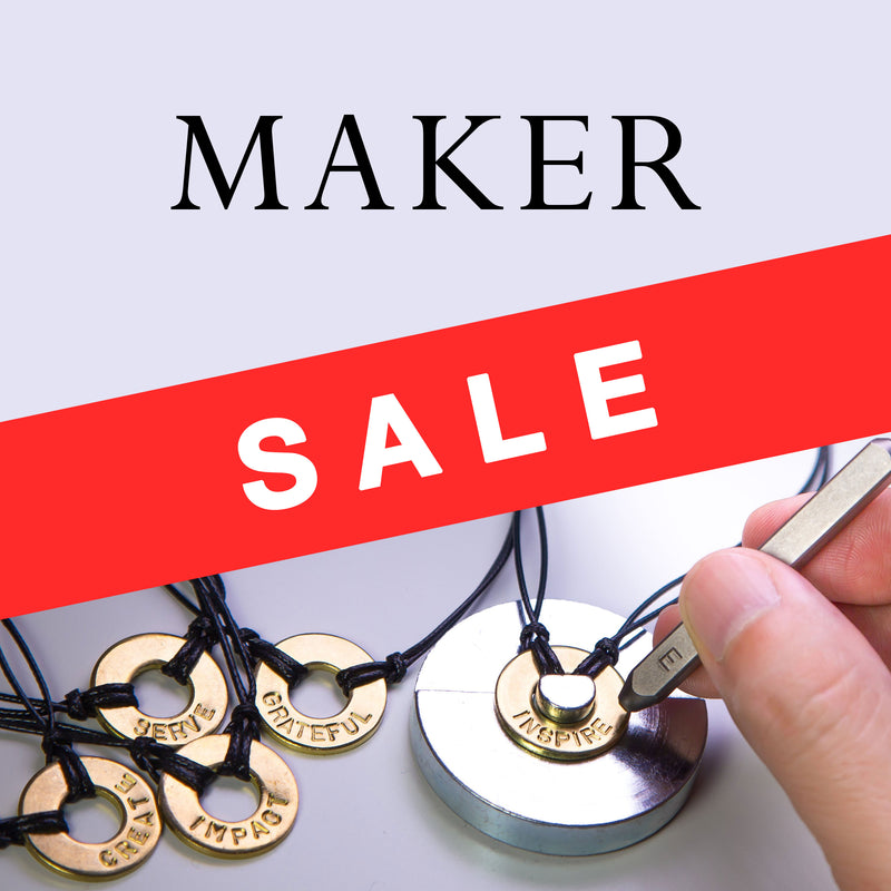 Closeout Maker Items