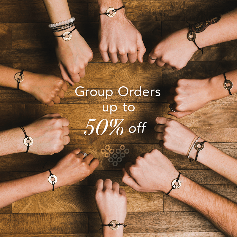 Group Order Custom Bracelets