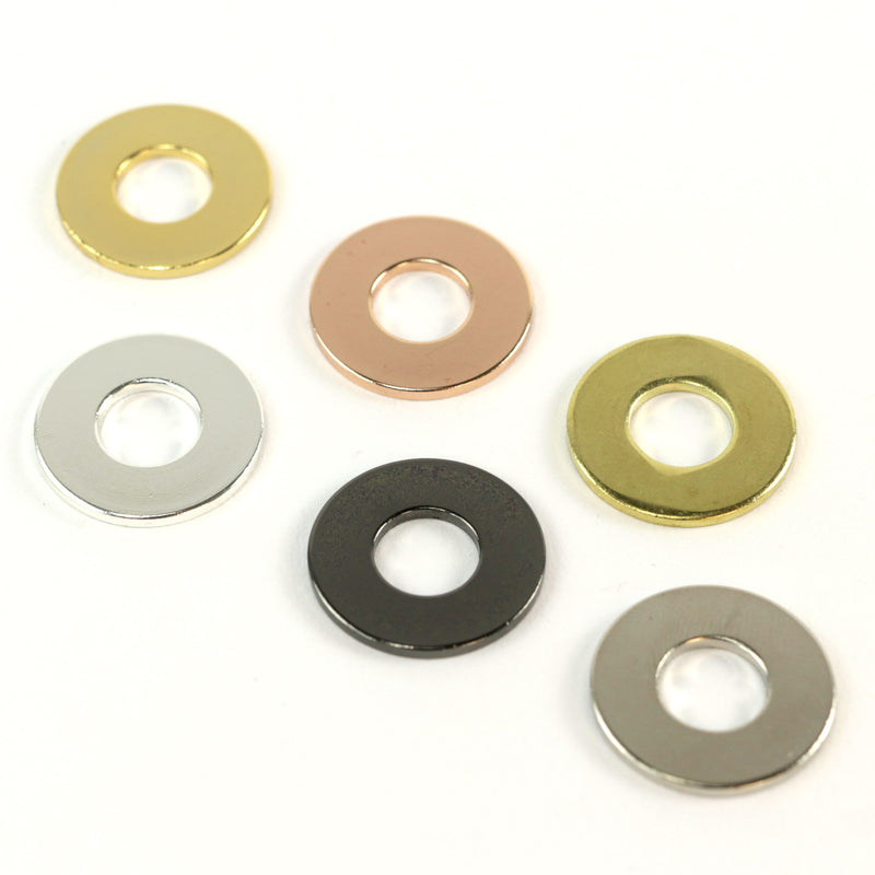 MyIntent Refill Tokens all colors in Brass, Nickel, Gold, Silver, Black Nickel, and Rose Gold