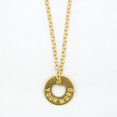 Custom Chain Necklace