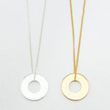 MyIntent Refill Dainty Necklaces Silver and Gold Plated Colors