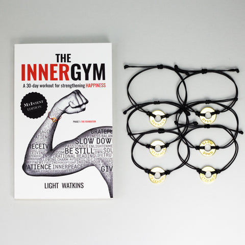 The Inner Gym Book + 6 WORDs Pack