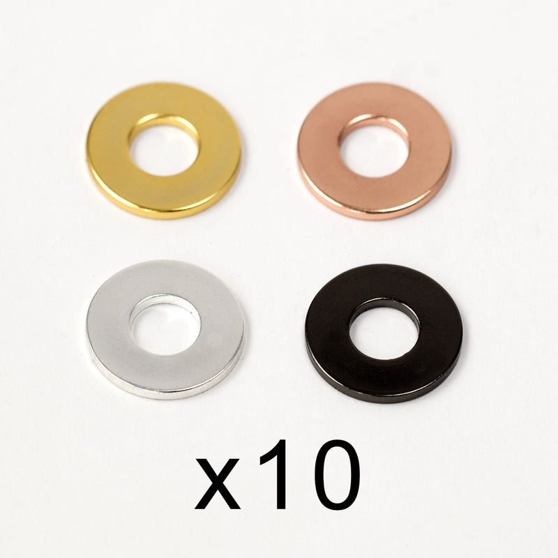 MyIntent Refill Tokens Variety Pack set of 40 in Gold, Silver, Rose Gold, & Black Nickel colors