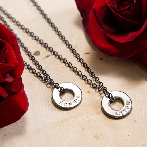 Chain Necklace Set of 2