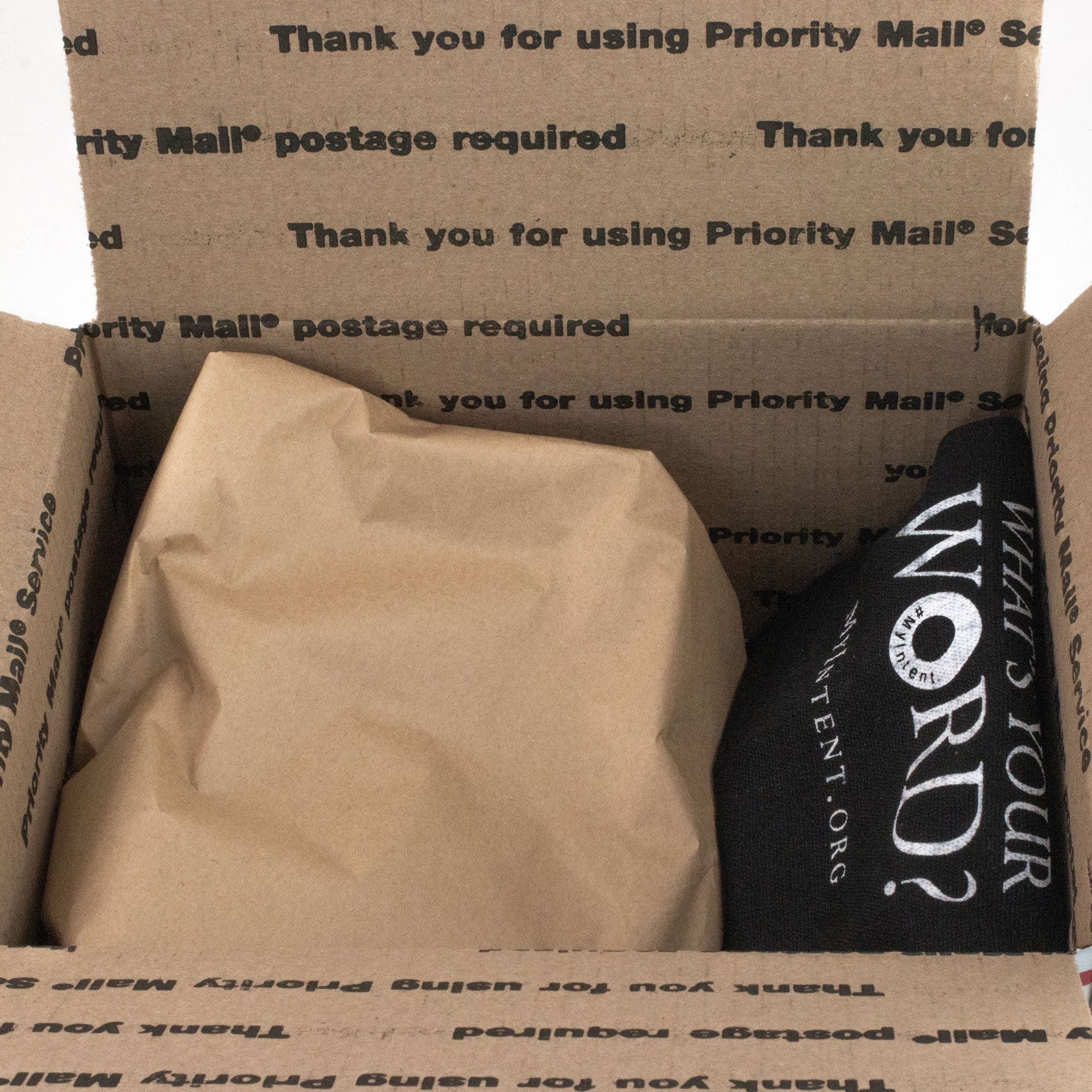 All MyIntent Maker Kits come perfectly packaged and secured in a shipping box