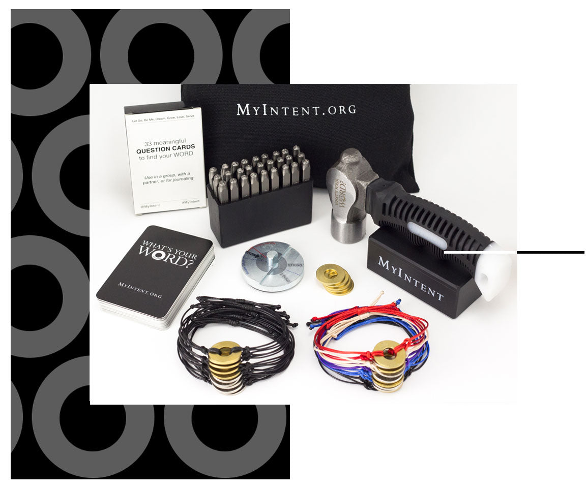 $150 for a Maker Kit Classic 20 (20 stampable bracelets)