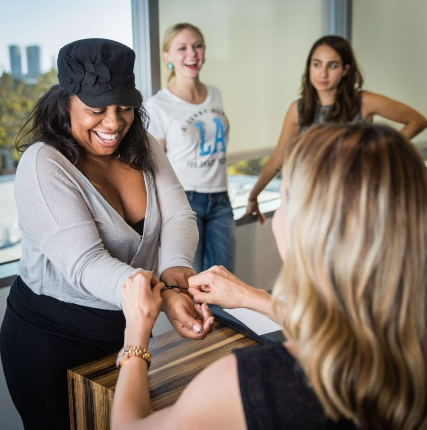 Companies are using MyIntent Products for team building