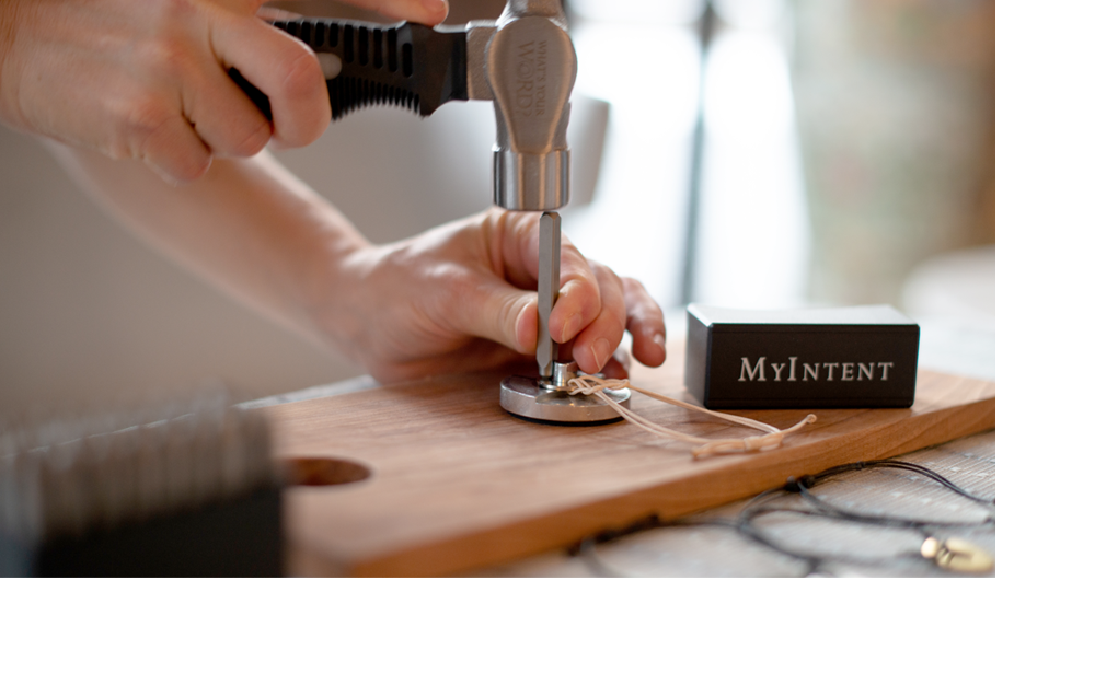 MyIntent Maker Branding: access all of the tools you'll need to market and share MyIntent.