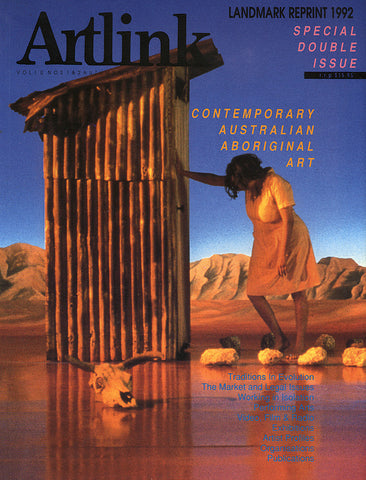 Issue 10:1&2 | March 1990 | Contemporary Australian Aboriginal Art