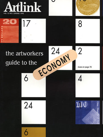Issue 12:3 | September 1992 | Art and the Economy