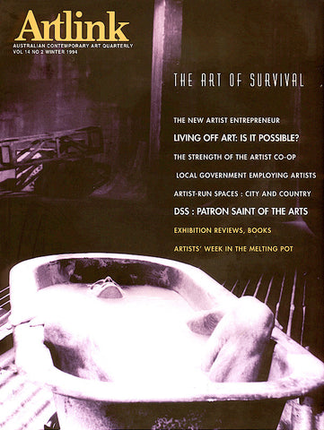 Issue 14:2 | June 1994 | The Art of Survival