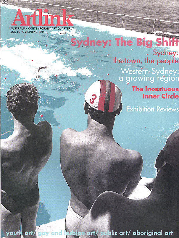 Issue 14:3 | September 1994 | Sydney: the Big Shift