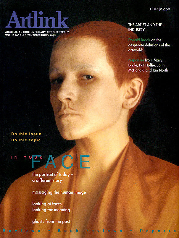 Issue 15:2&3 | June 1995 | The Face