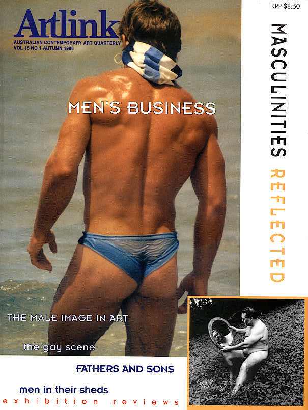 Issue 16:1 | March 1996 | Men's Business: Masculinities Reflected