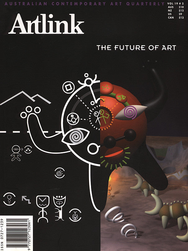 Issue 19:2 | June 1999 | The Future of Art