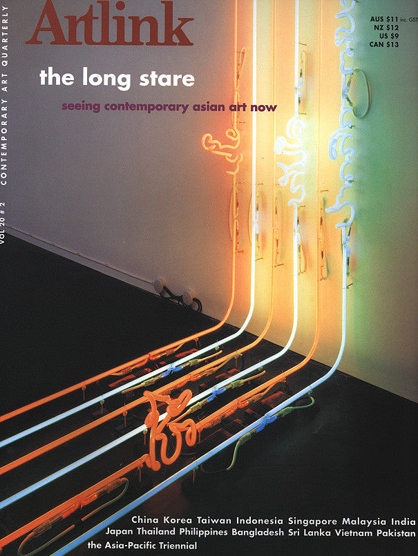 Issue 20:2 | June 2000 | The Long Stare