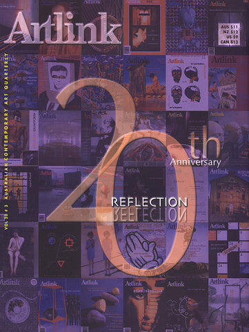 Issue 20:3 | September 2000 | Reflection: 20th Anniversary