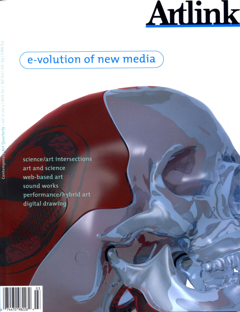 Issue 21:3 | September 2001 | E-volution of New Media