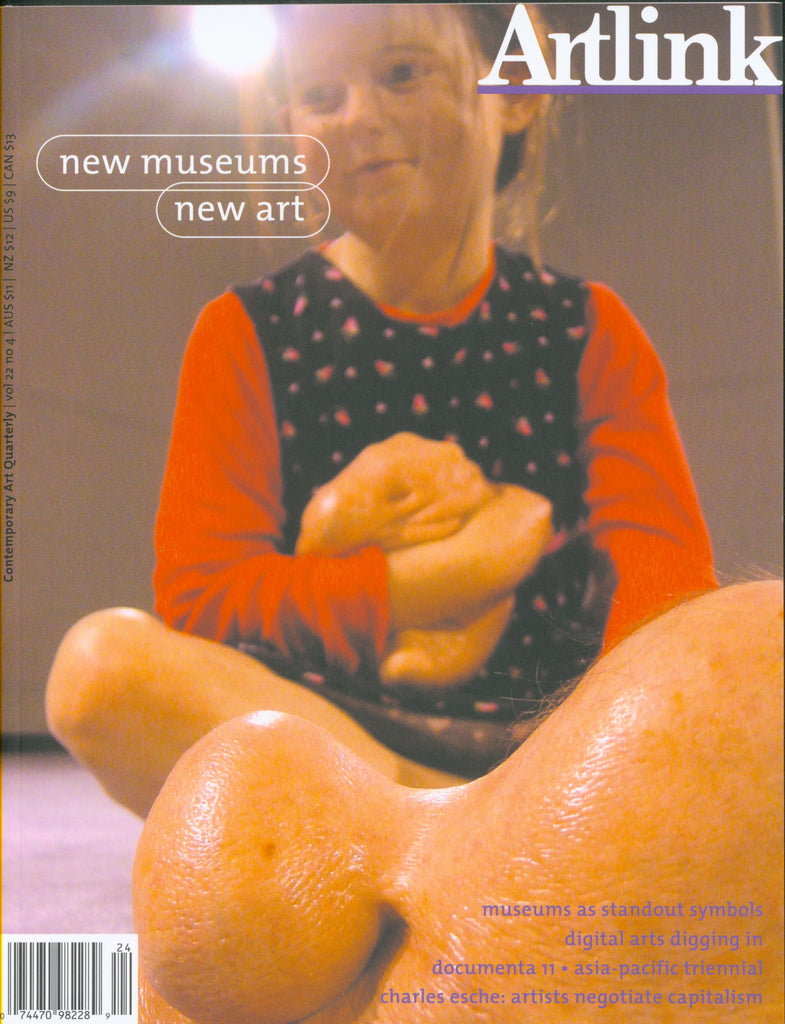 Issue 22:4 | December 2002 | New museums, new agendas