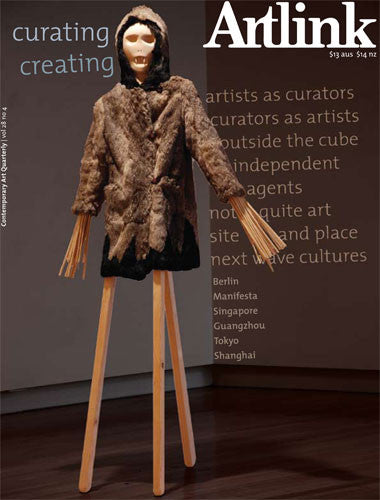 Issue 28:4 | December 2008 | Curating: Creating