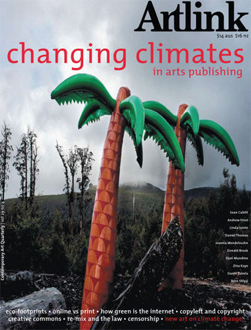 Issue 29:4 | December 2009 | Changing Climates in Arts Publishing
