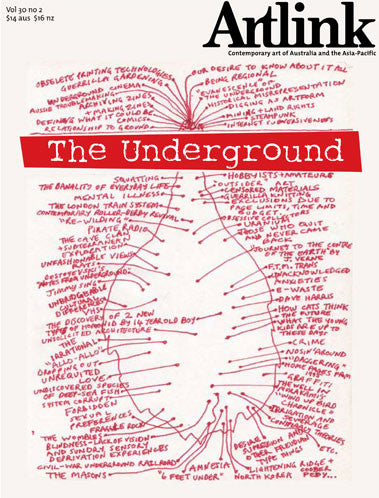 Issue 30:2 | June 2010 | The Underground
