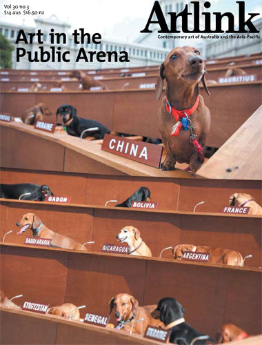 Issue 30:3 | September 2010 | Art in the Public Arena