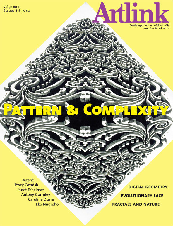 Issue 32:1 | March 2012 | Pattern & Complexity