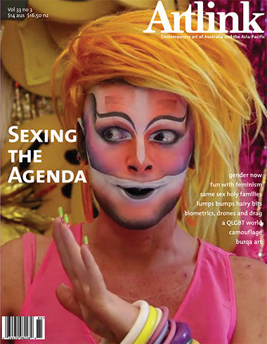 Issue 33:3 | September 2013 | Sexing the Agenda