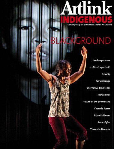 Issue 34:2 | June 2014 | Indigenous: Blackground