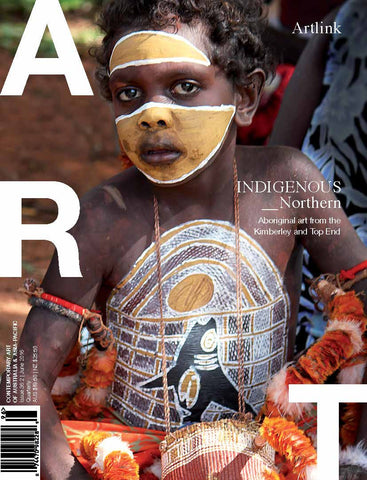Issue 36:2 | June 2016 | INDIGENOUS Northern_Aboriginal art from the Kimberley and Top End