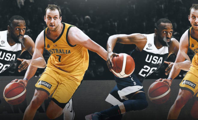 Boomers v Team USA Preview: