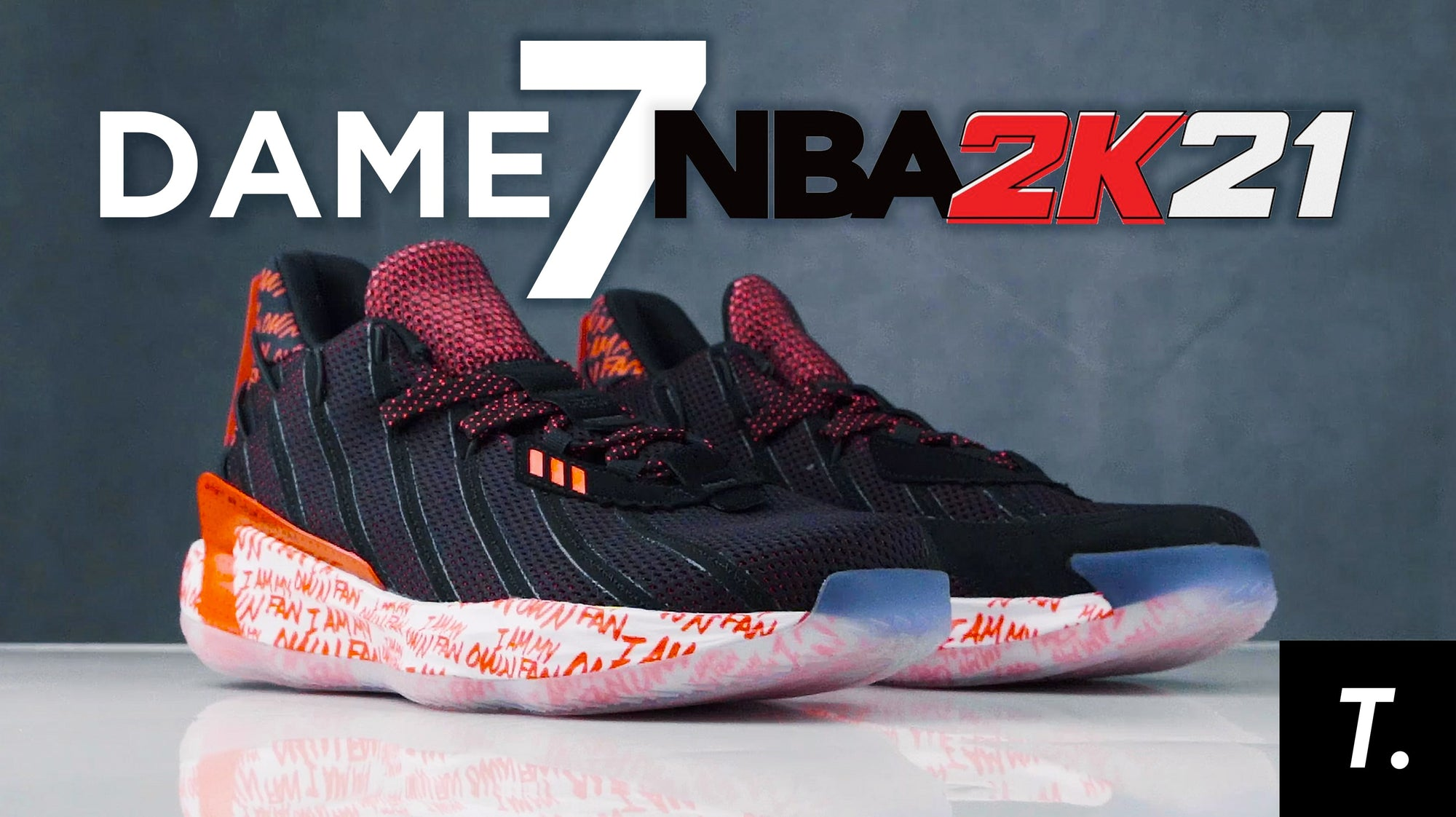 Adidas - Dame 7 'I Am My Own Fan' - 2KDAY