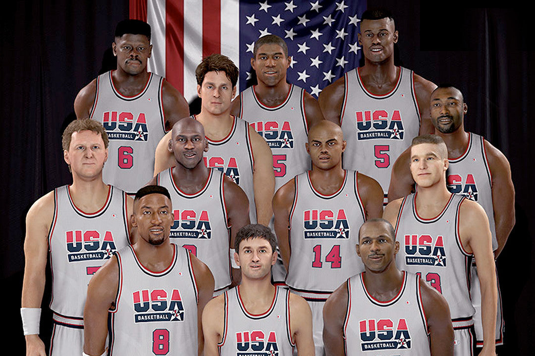 Who's Your Line Up? NBA 2k Phenomenon is Back!