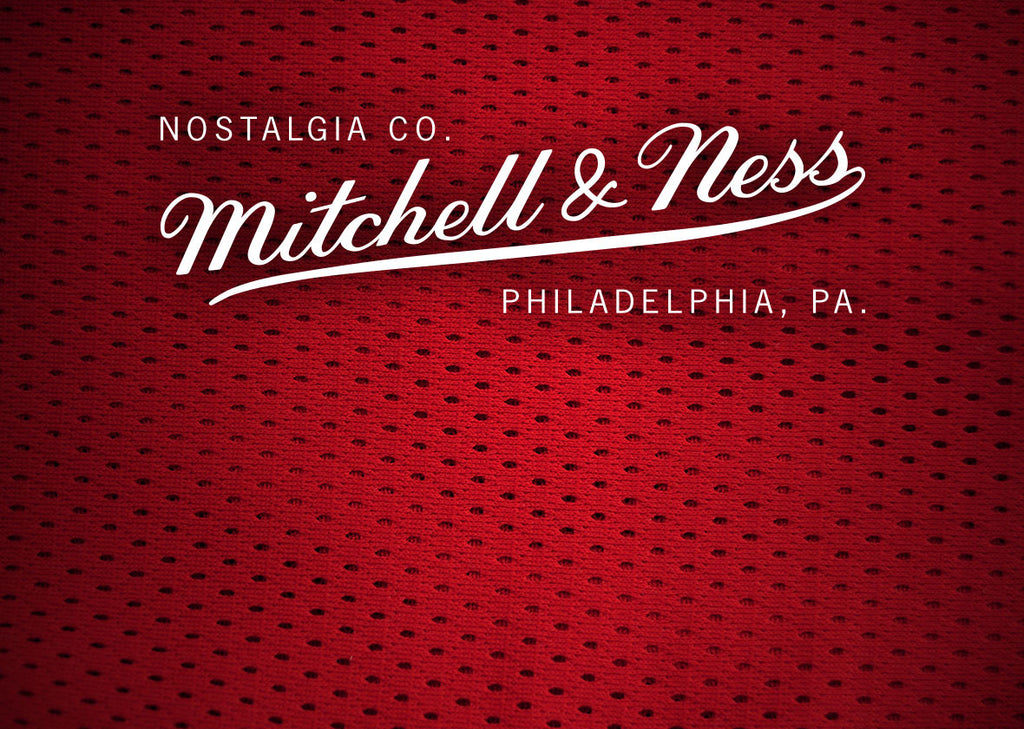Mitchell & Ness Bringing Retro Back to NBL