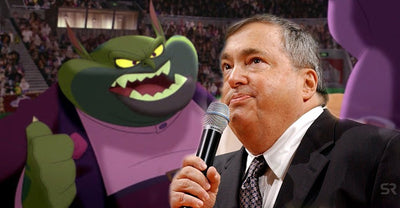 Michael Jordan's Legacy - Is Swackhammer In Space Jam Inspired By Jerry Krause?