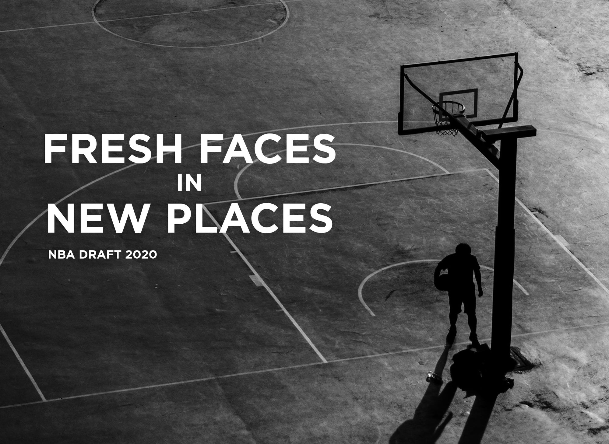 Fresh Faces in New Places