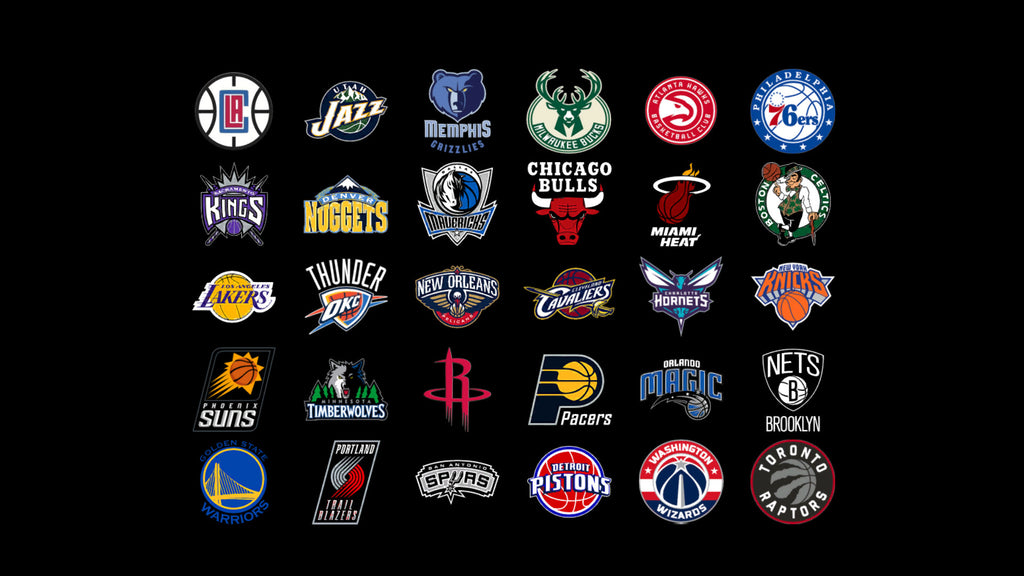 NBA Logos, What Makes them Great?