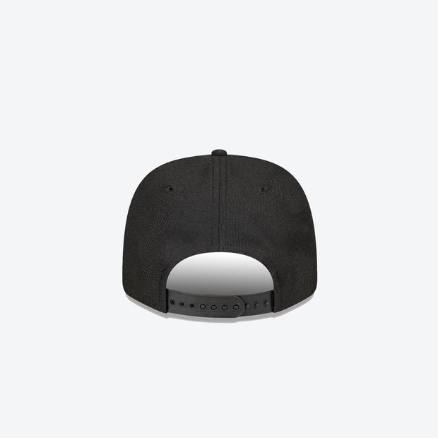Milwaukee Bucks Logo Pre Curved 950 Snapback - Black