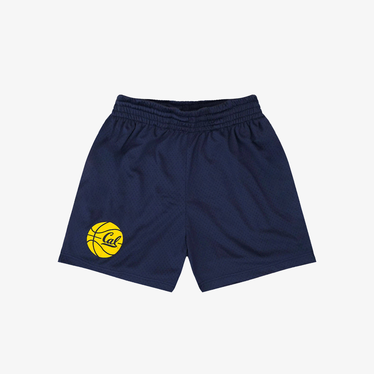 Cal Mesh Retro College Practice Shorts - Navy