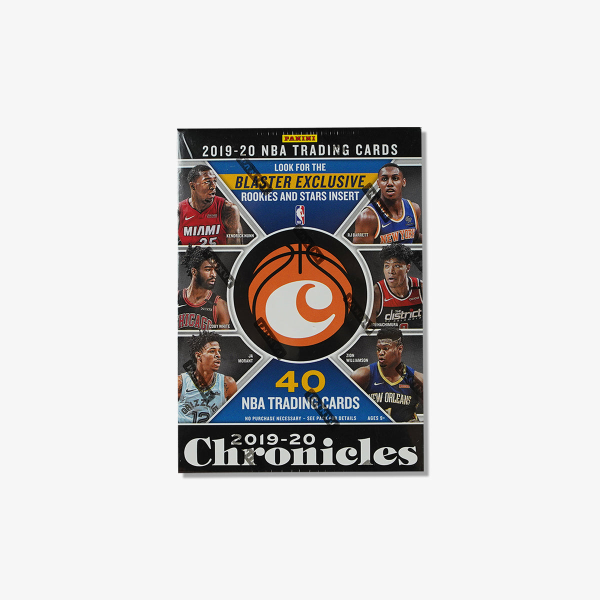 2019/20 Panini Chronicles Basketball 8-Pack Blaster Box