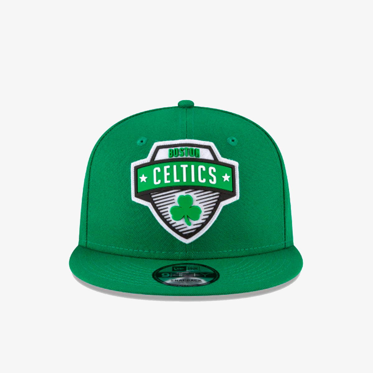 Boston Celtics Logo Tip Off 950 Snapback - Green